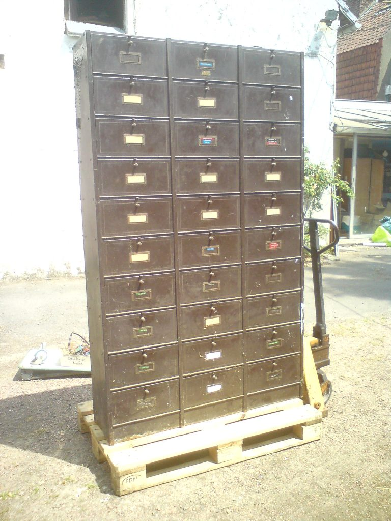 Armoire RONEO 30 clapets